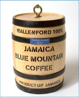 кофе Ямайки  Jamaica Blue Mountain