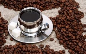 кофе карамель