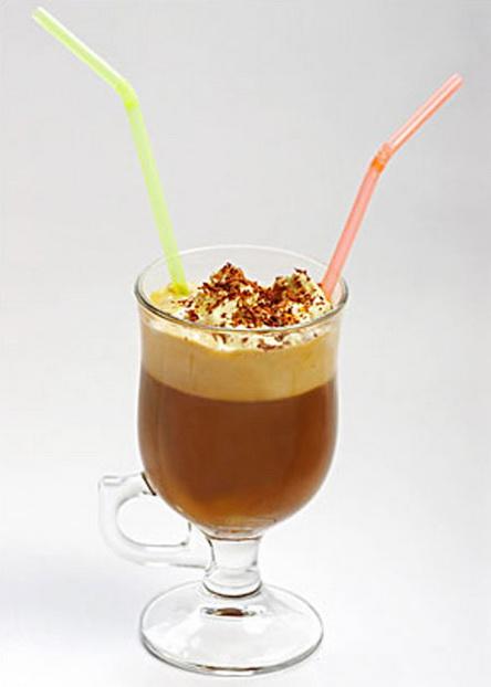 коктейль сливочно-кофейный