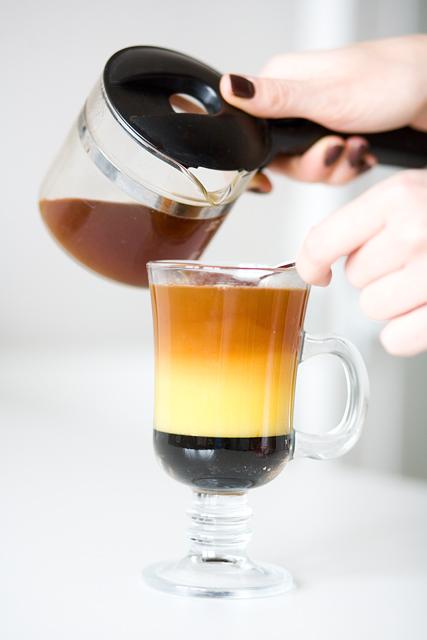 кофейный коктейль бамбл