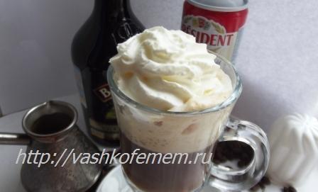 кофейный коктейль вересковый мед