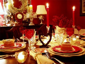 романтический ужин для любимых4