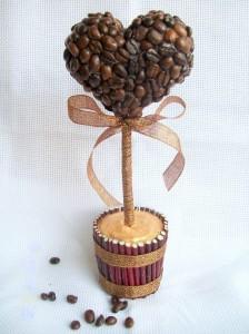 поделки из кофе2