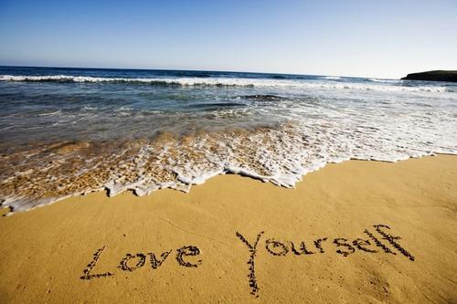 как любить себя