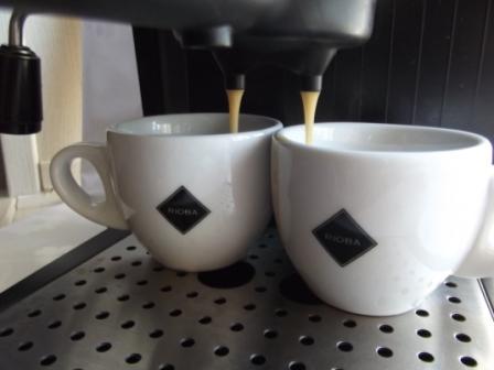 эспрессо кофе