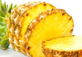 маска для лица ананасовая