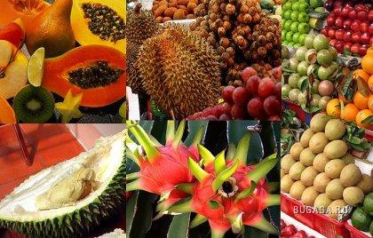 фрукты, которые удивляют