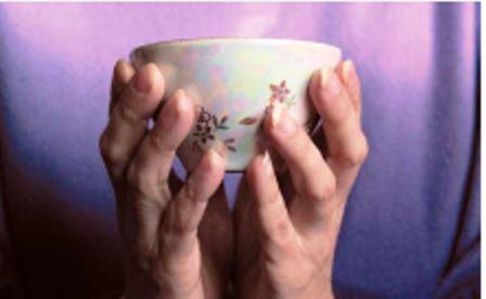 Кофейная чашка из кофе своими руками ...