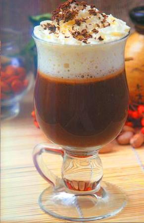 кофе мокко фраппе1