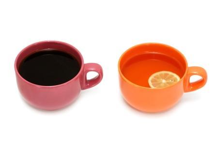 кофе и чай снижают риск инсульта
