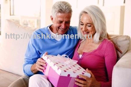 подарок женщине