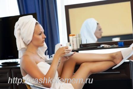 польза кофе для кожи в действии на нее кофеина
