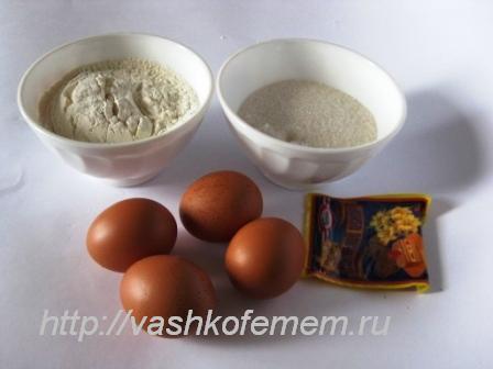 Как сделать пирожное картошка для начала испечем бисквит