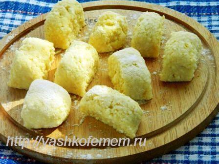 Творожные сырники рецепт