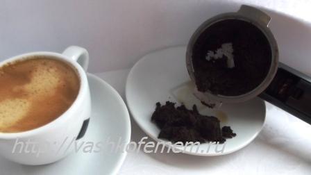 полезная кофейная гуща