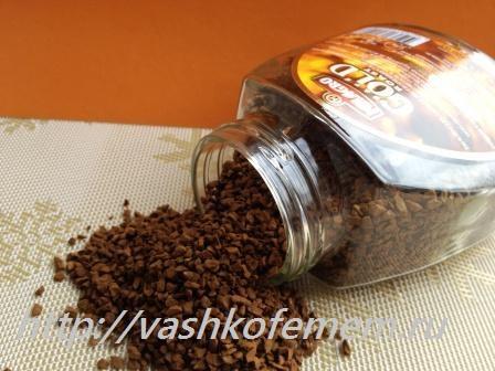 Растворимый кофе фото