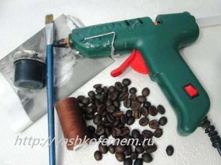 1 мастер класс поделки из кофе