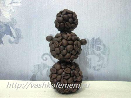 10 мастер класс поделки из кофе