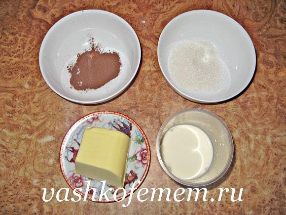 Глазурь для торта прага