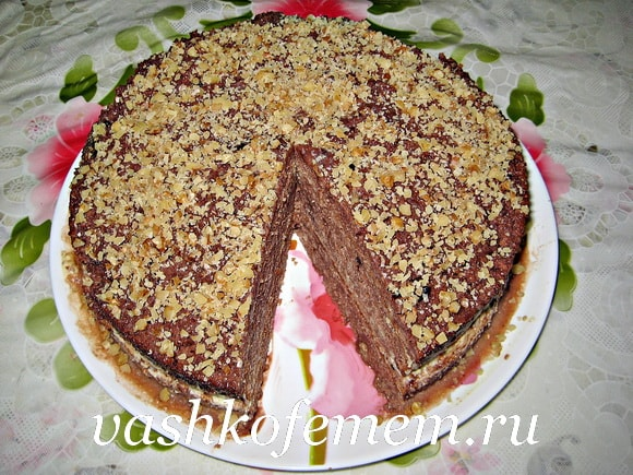 Торт прага испечь дома просто