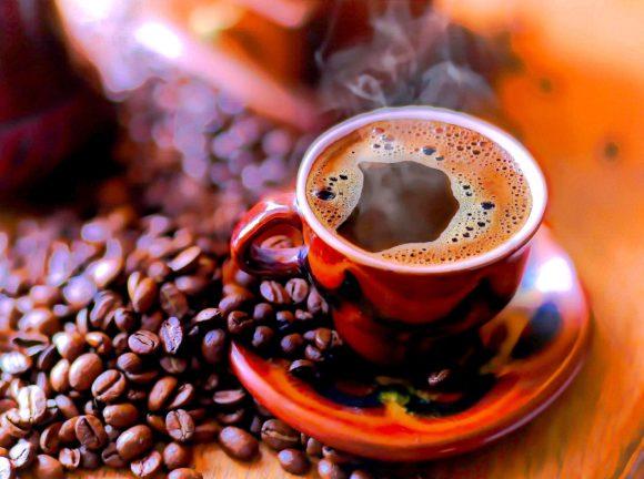 Десерты с кофе