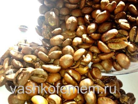 как выбирать кофейные зерна