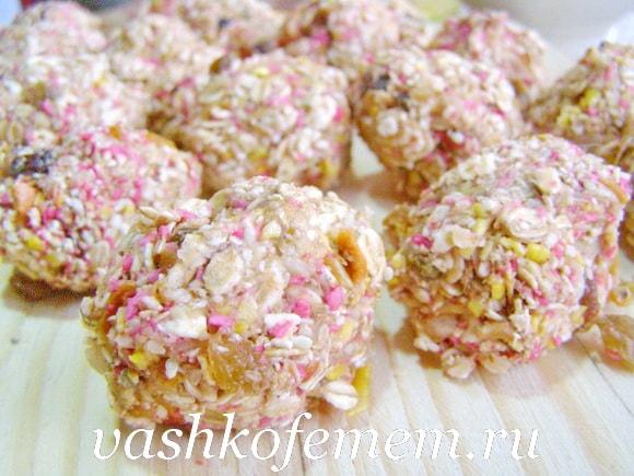 Овсяные печенья диетические рецепт с фото