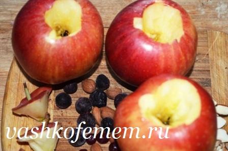польза печеных яблок в духовке огромная