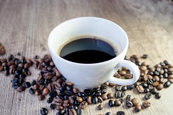 Какой род слова кофе