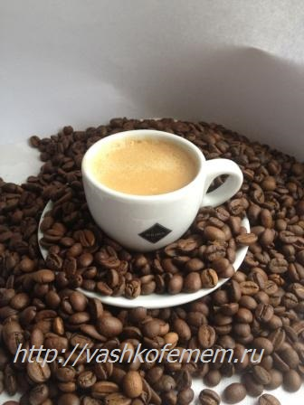 кофе и характер определяет безошибочно