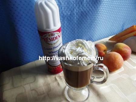 кофейный коктейль холодный моккочино приятного аппетита