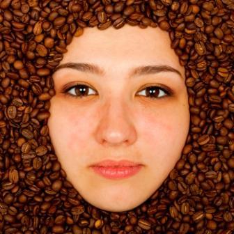 скраб, маски из кофе для лица, тела и волос